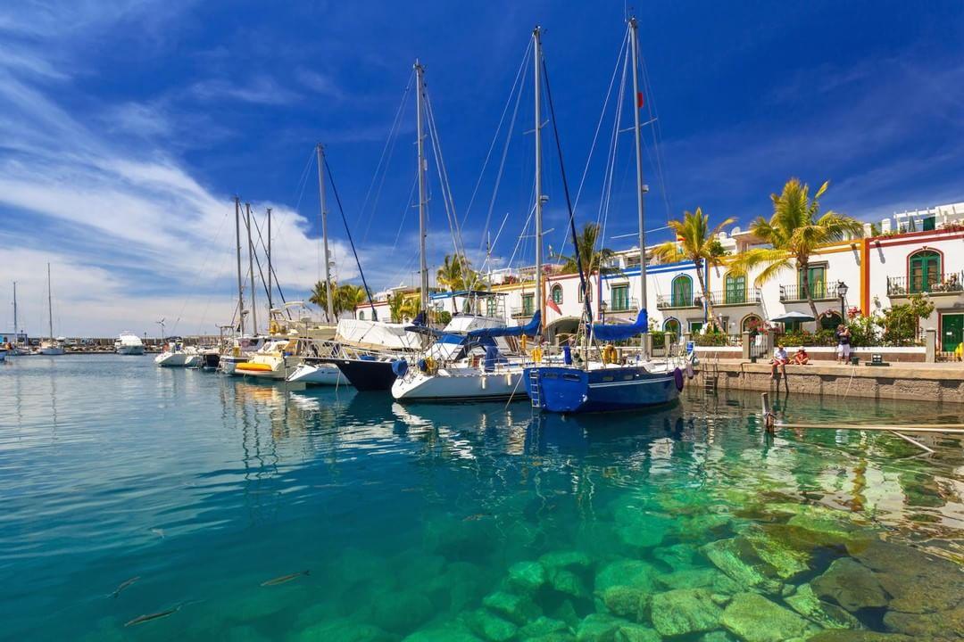 Top 10 de los puertos más bonitos de España
