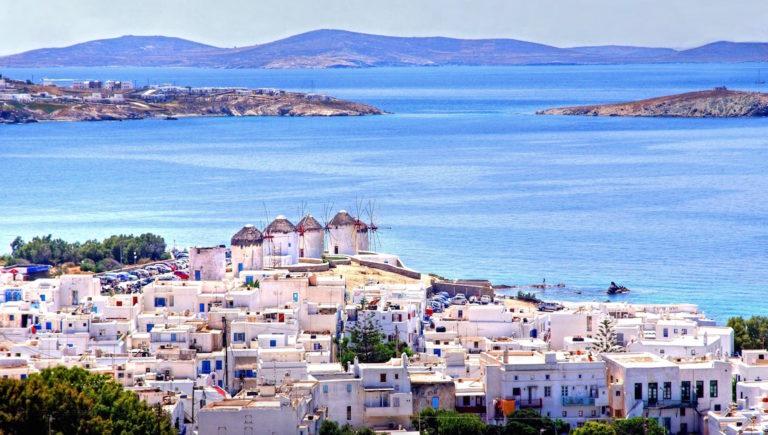 Descubre las 8 islas más maravillosas de Grecia