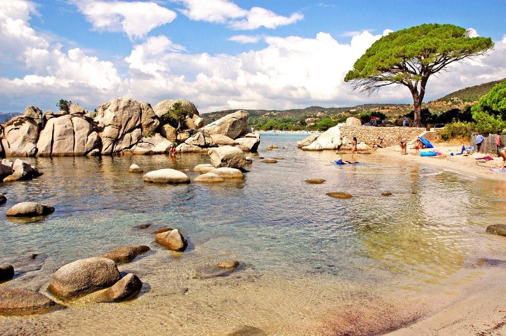 Playa Folacca_Porto Vecchio_Corcega