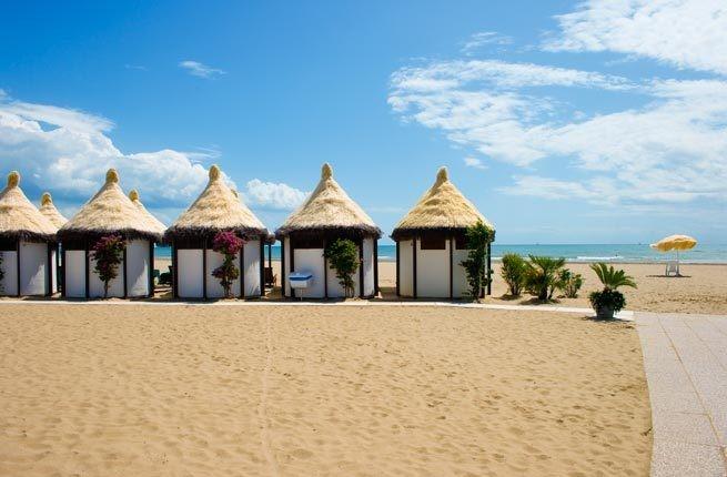 Playa de encanto