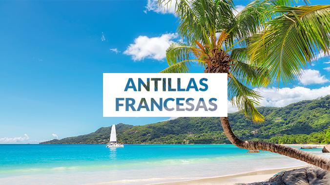 Los secretos ocultos de las Antillas Francesas