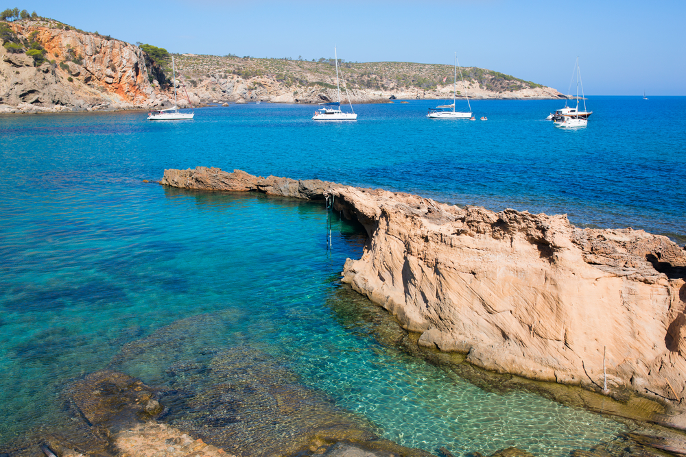 Cala Xarraca - Portinatx