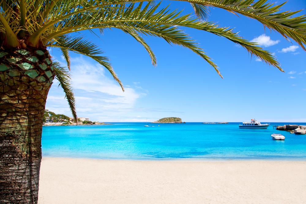 Playa Es Canar - Ibiza