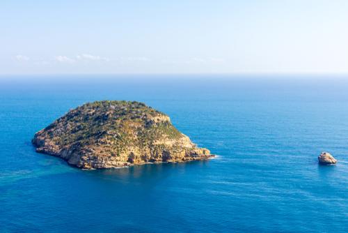Isla de Portichol - Alicante