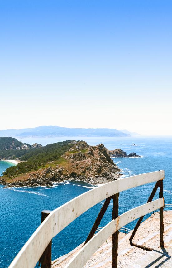 Islas Cíes, España